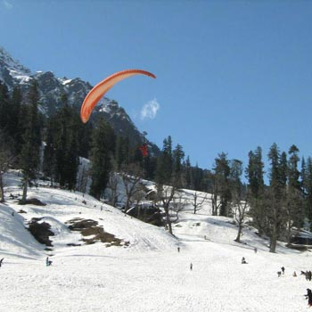 Chandigarh-Manali-Shimla Package