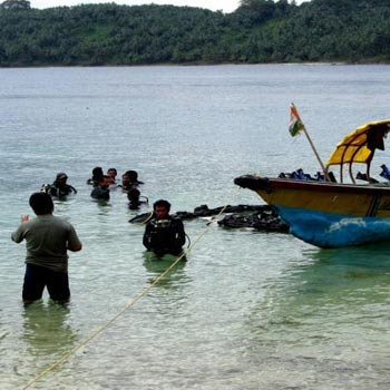 Experience Andamans Tour