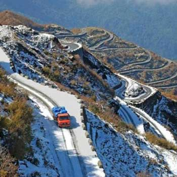Gangtok - Pelling - Kalimpong - Darjeeling 07 Nights / 08 Days Tour