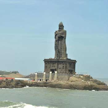 Kerala with Kanyakumari Excursion 8N/9D Package