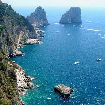 Exotic Capri Island Tour
