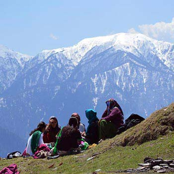 Himachal Tour Ex- Delhi Package