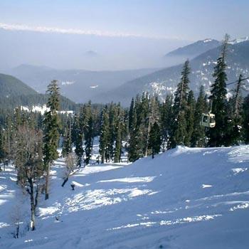 Srinagar, Gulmarg & Pahalgam Deluxe Package