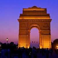 Delhi Night Tour