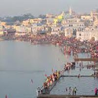 Golden Triangle With Pushkar and Mathura Tour
