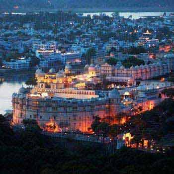 Golden Triangle With Lake City And Sun City Tour