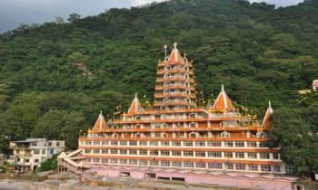 New Delhi, Haridwar, Rishikesh, Dehradun, Mussoorie, Vaishno Devi, Vrindavan - Agra Tour
