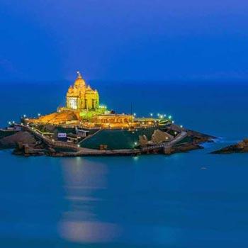 Tamil Nadu Temple Package