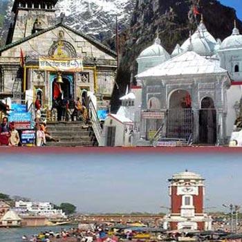 10 Days Chardham Tour Package Ex Haridwar