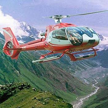 Kedarnath Helicopter Tour from Dehradun