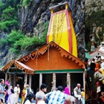 Chardham Package with Panch Kedar