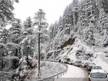 Shimla- Manali - Chandigarh Tour