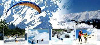 Bd Misty Manali Volvo Summer 4 Nights - 5 Days