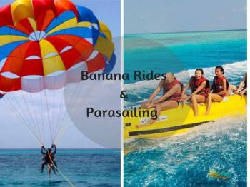 Water Sports Package At Calangute Beach (code: Tr Dl...