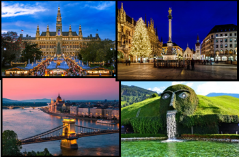 Catholic tour of Czech Republic, Austria and Hungary – 6 Nights and 7 Days (CODE: GOLD F)