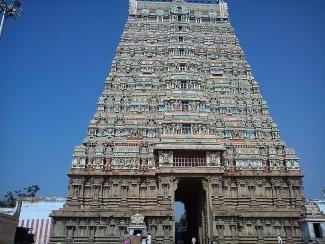 Tamil Nadu Spiritual Triangle Temple Tour - ASTST