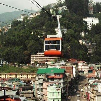 4 Night 5 Days Gangtok - Darjeeling Tour