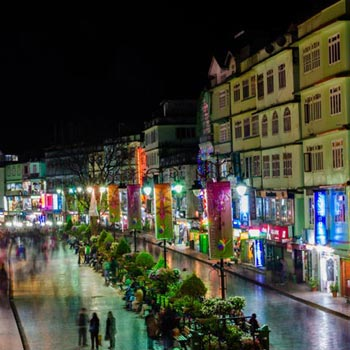2 Night 3 Days Gangtok Tour