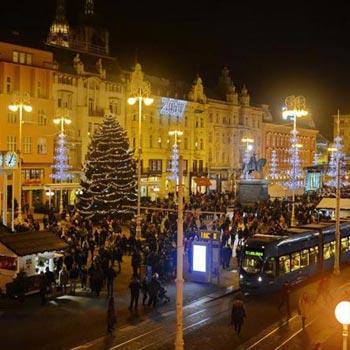 Advent in Zagreb Tour