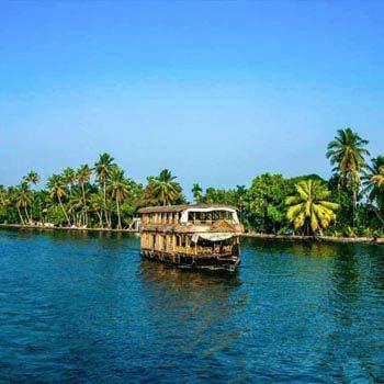 Munnar, Kumarakam/ Alleppey Tour