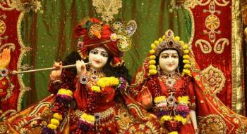 Evening Vrindavan Darshan Tour 4 Day