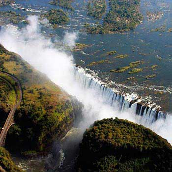 South Africa Kenya with Victoria Falls Tour