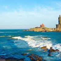 Kanyakumari - Trivandrum - Courtalam   2N&3D Tour