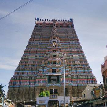 Dutiful South India Temple Tour