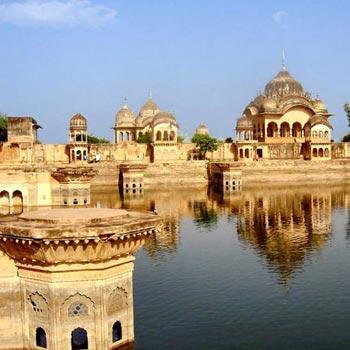 Delhi - Agra - Mathura Tour
