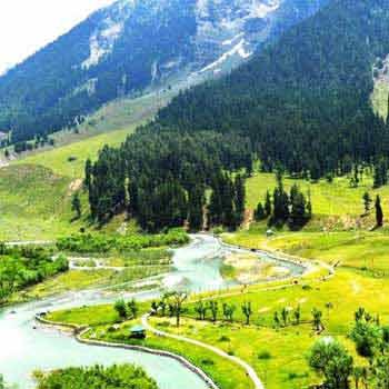 Dazzling Kashmir Tour