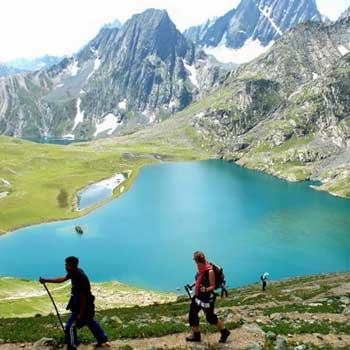 Appealing Jammu - Kashmir Tour