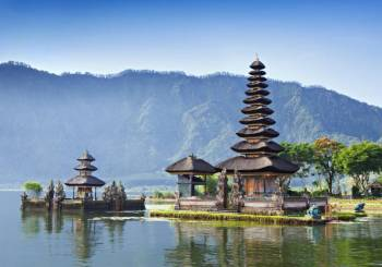 Bali with Kuala Lumpur
