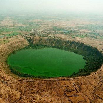 Lonar Crater Tour Packages