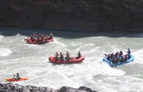 Zanskar River Rafting Expedition Packager