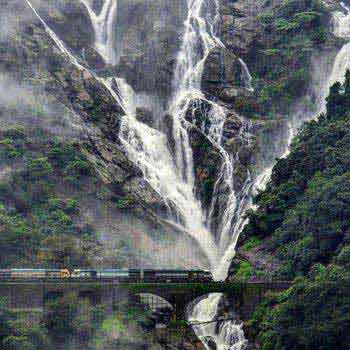 Dudhsagar Waterfall Trek Batch 2 Tour