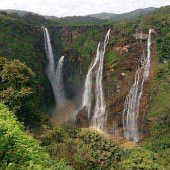 Escape to Jog Falls Tour