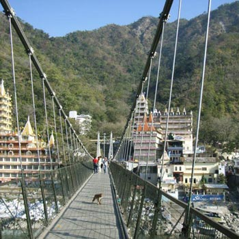 Delhi - Rishikesh - Rudraprayag - Chopta - Auli - Rishikesh - Delhi 08 Night / 09 Days Tour