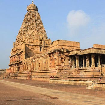 Bangalore Kanchipuram Pondicherry Tour