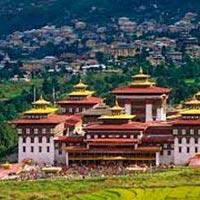 Thimphu-Punakha-Paro Tour