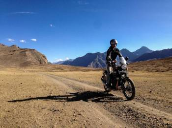 Spiti Motorcycle Expedition Tour Package