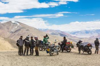 Ladakh Motorcycle & Car Expedition Tour Package