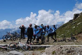 Leh to Leh Bike Expedition Tour Package