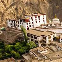Ladakh Monastery Jeep Safari Tour