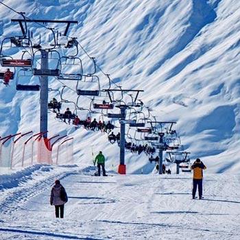 Winter Tour in Georgia