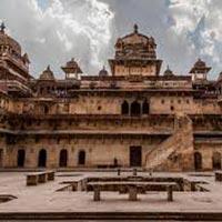Orchha Khajuraho Tour