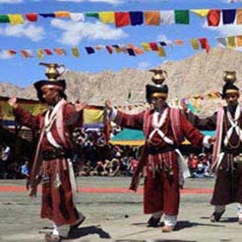 Ladakh Oddysey Tour