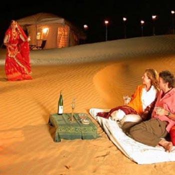 Honeymoon Sepical Rajasthan Package