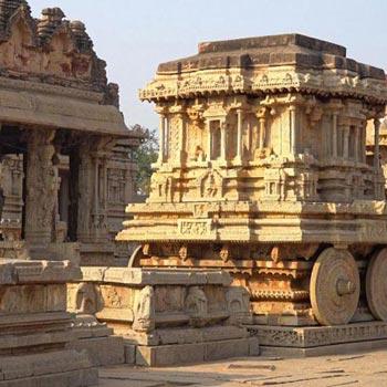 Kaleidoscopic Karnataka Tour