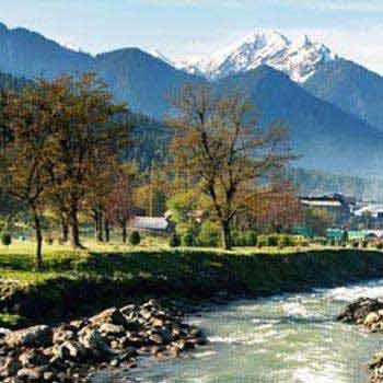 Fascinating Kashmir & Vaishnodevi Package