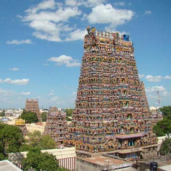 South India , Tamilnadu 4N/5D Tour